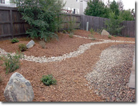 Xeriscape by Colorado StoneWorks Landscaping